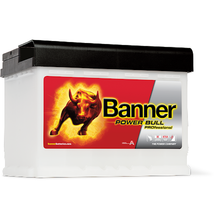 Banner Power Bull PRO 12v 63Ah