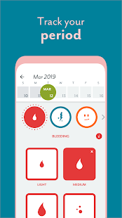App Clue Period Tracker - Ovulation and Cycle Calendar APK for Windows Phone