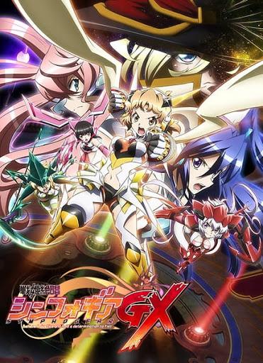 Senki Zesshou Symphogear GX (Symphogear Season 3) thumbnail