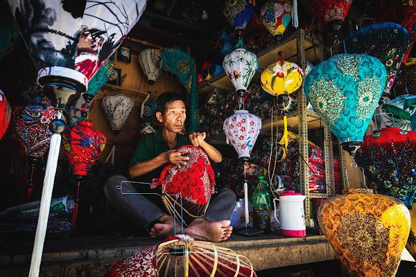 Il fabbricante di lanterne