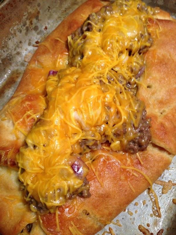 Beef Crescent Loaf Recipe