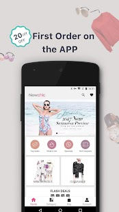 Newchic-shopping dresses bags- screenshot thumbnail