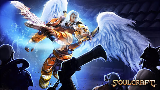 SoulCraft - Action RPG (free) screenshot 1