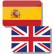 App Icon for Spanish-English offline dict. App in Czech Republic Google Play Store