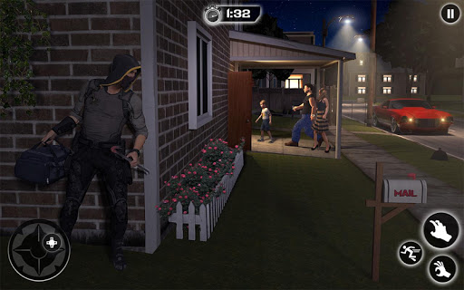 Jewel Thief Grand Crime City Bank Robbery Games apkpoly screenshots 8