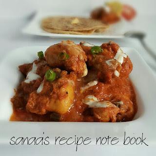 Amritsari Butter Chicken