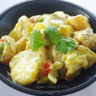 Curried Potato Salad