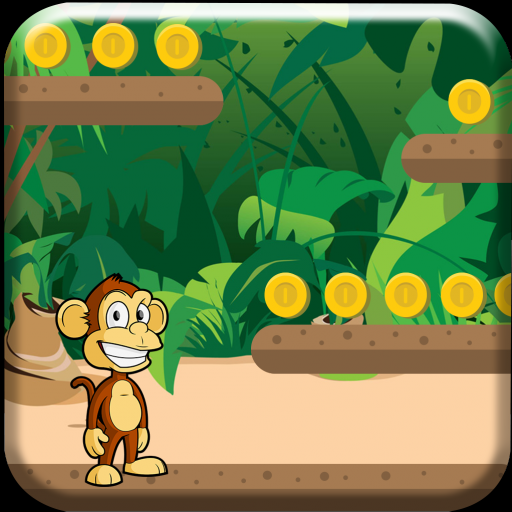 Jungle King Monkey Run