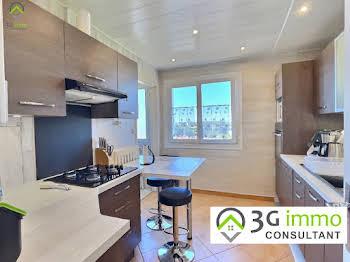 Appartement 4 pièces 79,31 m2