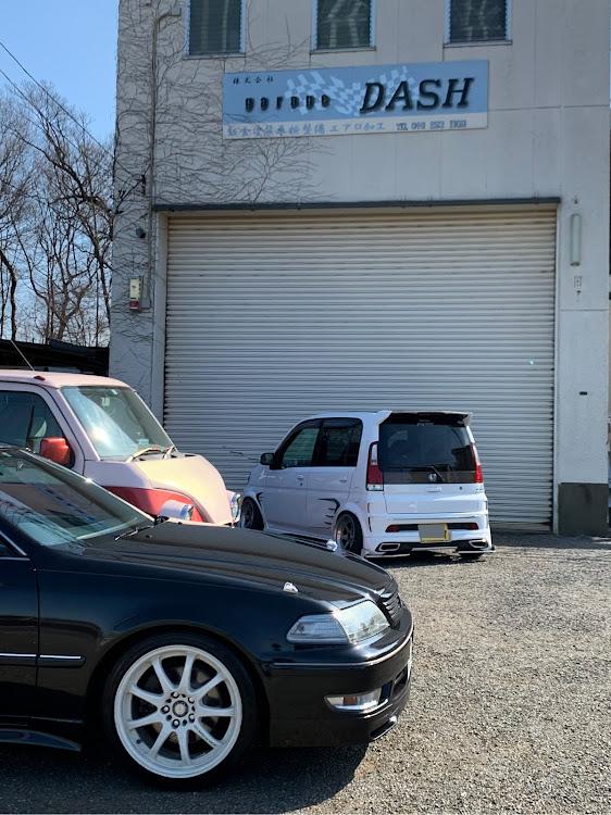 マークII JZX100のSSS(saitama street stage),garage DASH,sss,コロナが早く終息しますように,医療従事者にエールを❗️に関するカスタム&メンテナンスの投稿画像1枚目