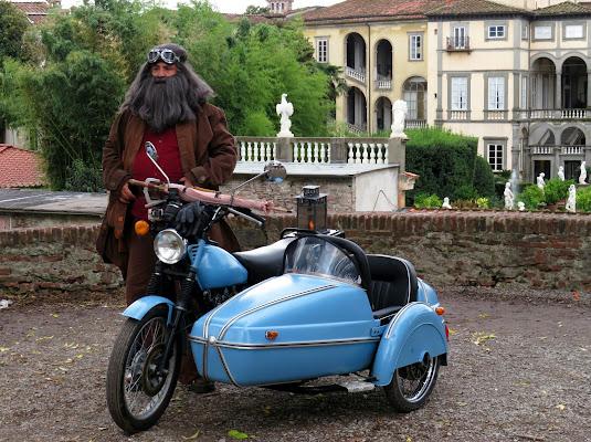 Rubus Hagrid di Giorgio Lucca