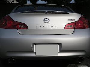 スカイライン PV36 350GTタイプS 2007年式のカスタム事例画像 ひび@CAR'Sさんの2020年01月17日12:42の投稿