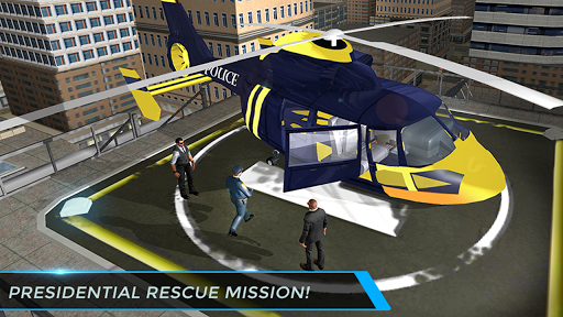 Real City Police Helicopter Games: Rescue Missions 4.0 screenshots 4