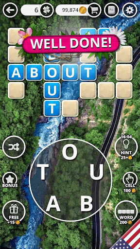 Word Land - Crosswords 1.44.43.4.1756 screenshots 13