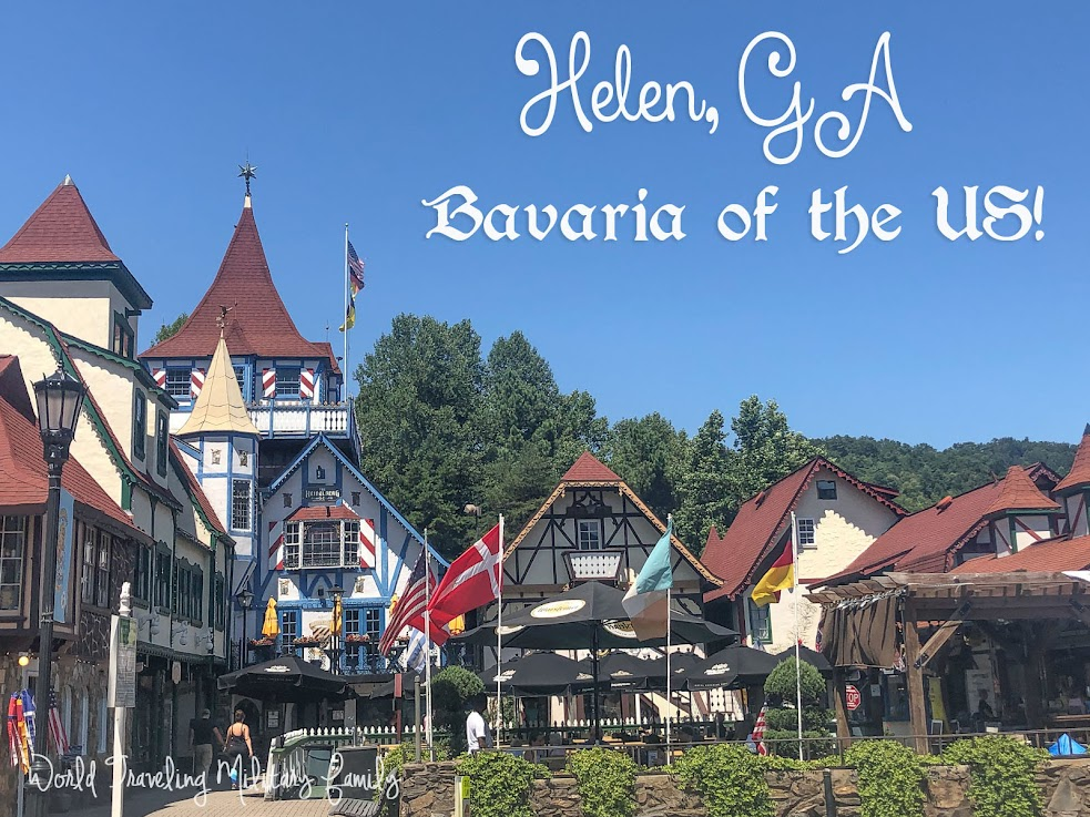 Helen, GA - Bavaria of the US