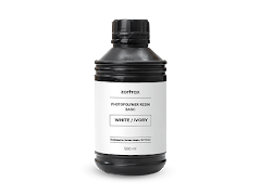 Zortrax Inkspire White/Ivory Photopolymer Resin - BASIC - 500ml