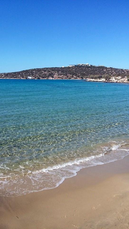 Palm Beach e la costa sud Cosa vedere Paros le migliori spiagge