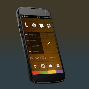 Easy Home - The Android Launcher Screenshot
