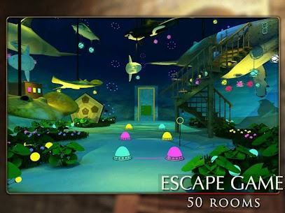 Escape Game: 50 rooms 1 Mod Apk (Unlimited Hints) 7