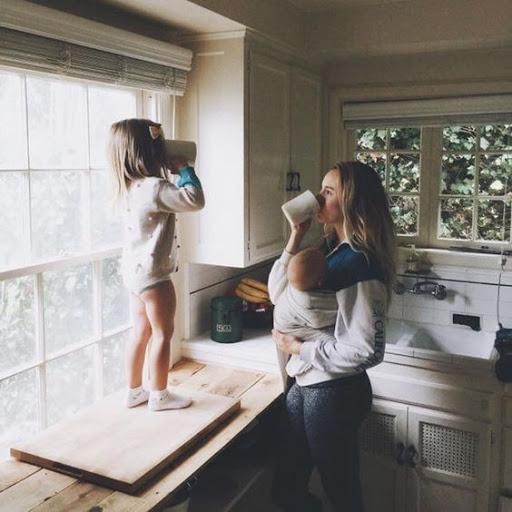 10 thói quen của những bà mẹ hạnh phúc - Ảnh 2