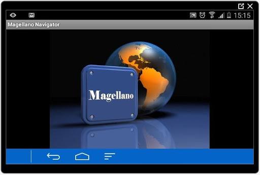 Navigatore Magellano GPS