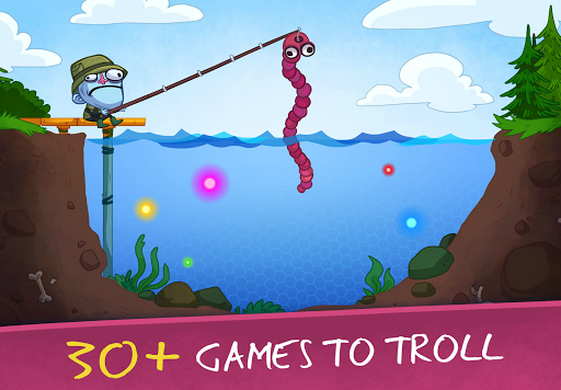 Troll Face Quest: Video Games 2 - Tricky Puzzle 1.6.0 screenshots 2