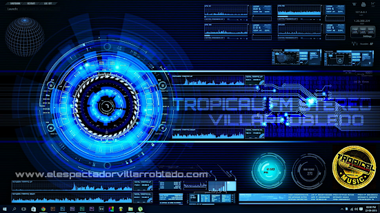 Tropical Fm Villarrobledo- screenshot thumbnail