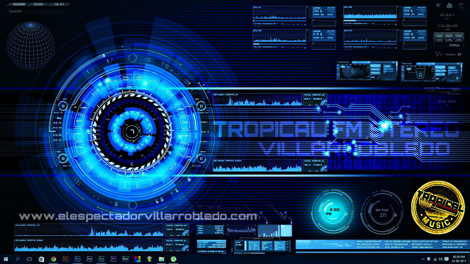 Tropical Fm Villarrobledo- screenshot