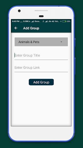 Group Link For whatsapp 1.1 screenshots 4