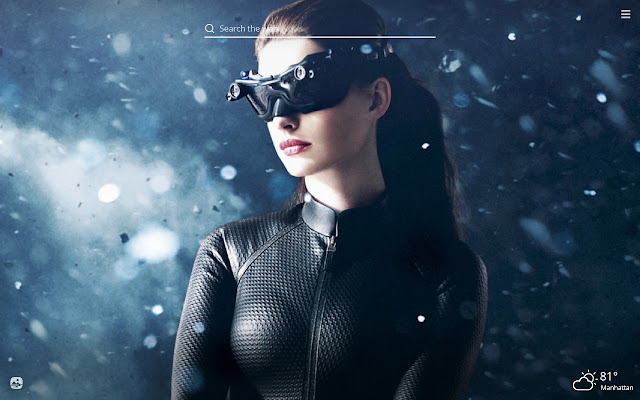 Catwoman HD Wallpapers New Tab Theme