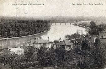 Photo: Les bords de Seine à Athis-Mons