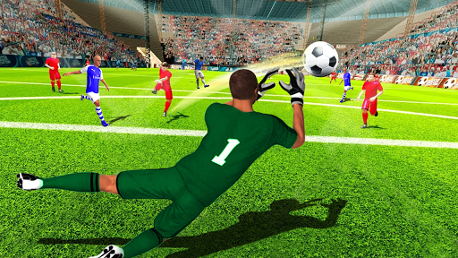 Football League World Ultimate Soccer Strike 1.0 screenshots 2