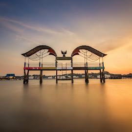 Morning by Muhammad Ikhsan - Buildings & Architecture Architectural Detail (  )