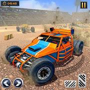 Dune Buggy Car Crash Racing Demolition Derby Stunt