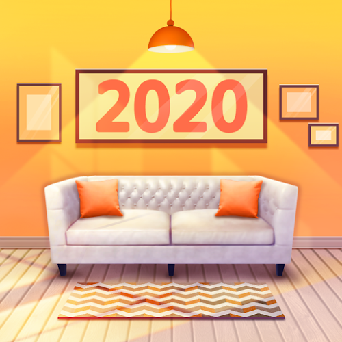 Home Dream: Design Home Games & Word PuzzleGames(Mod Mon