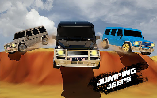 4x4 Jeep Racer: Drift Racing Manager 1.3 screenshots 6
