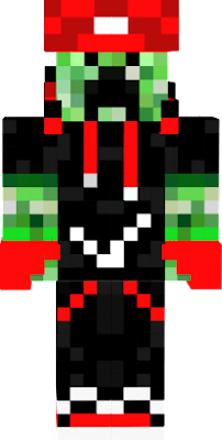 ninja creeper boy