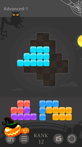 Puzzledom - classic puzzles all in one  captures d'écran 1