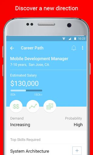 Tech Jobs, Skills & Salary  screenshots 4