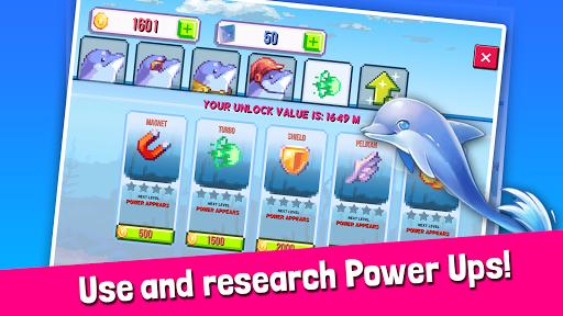 Rainbirth Dolphin Show Infinite Runner Water Race  screenshots 4