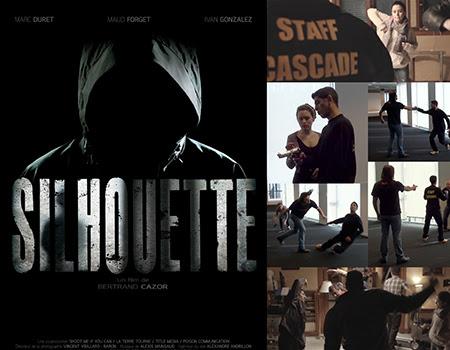 Film : Silhouette. Régleur cascades – Alexis DIENNA.