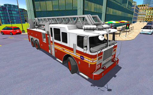 City Fire Truck Rescue 0.4 screenshots 1