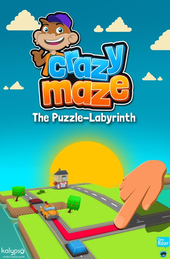 Crazy Maze - Traffic Puzzle- screenshot