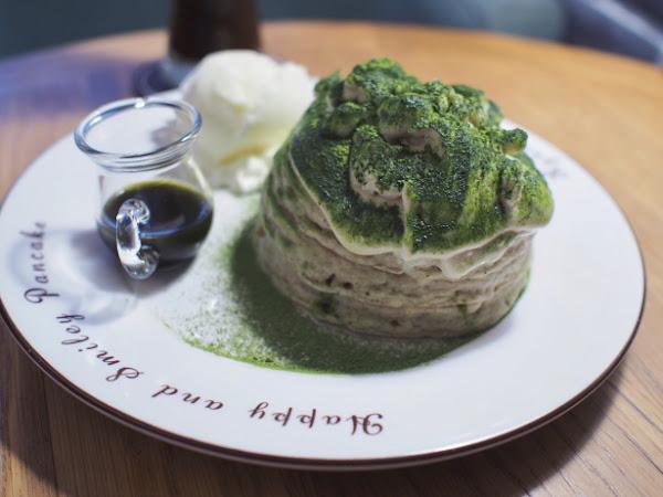 九州鬆餅 富錦店 • 可以再訪