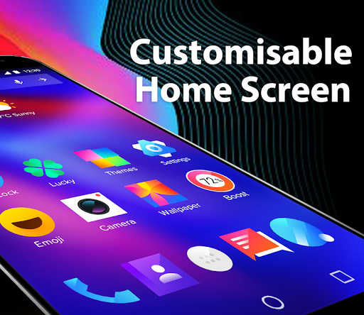 Screenshot for Bling Launcher - Live Wallpapers & Themes in United States Play Store