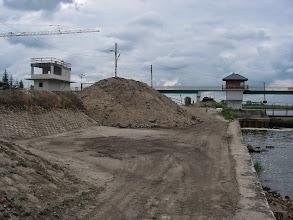 Photo: przenoszenie przez plac budowy...