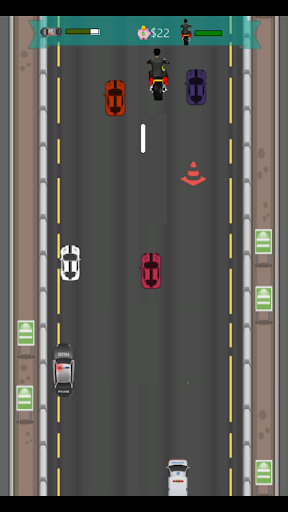 Heavy Traffic Racer Police Chase  screenshots 4