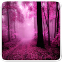 Pink Forest Live Wallpaper icon