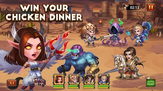 Heroes Charge Apk Download For Android and Iphone 3