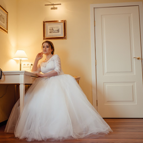 Wedding photographer Aleksey Lyavzin (lyavzin). Photo of 28.09.2017